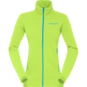 Norrøna W's Falketind Warm1 Jacket Birch Green